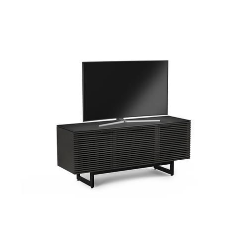 BDI Furniture - Corridor 8177 Media Console in Charcoal Stained Ash