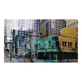 Urban Landscape Wall Decor