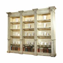 Belmont Library Triple Wall Unit