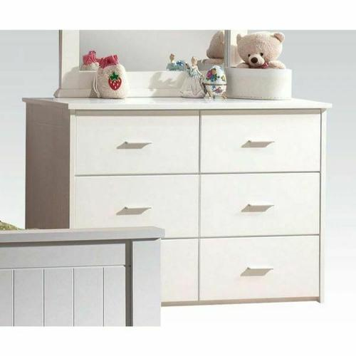 ACME Bungalow Dresser - 30041 - White