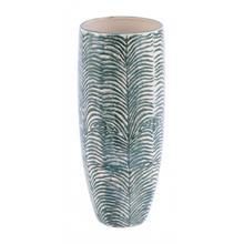 Small Hele Vase Dark Green