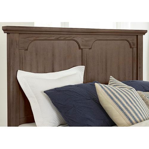 Panel Bed in Queen & King