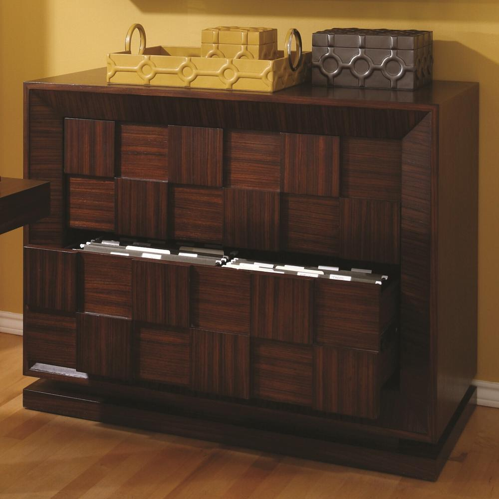 See Details - Block Lateral File Cabinet