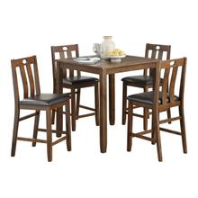 See Details - 5-Piece Pack Counter Height Set