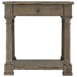 Canyon Ridge Side Table in Desert Taupe (397)