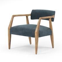 See Details - Montana Blue Cover Tyler Arm Chair