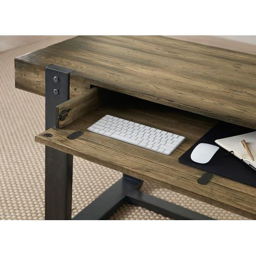 Home Office Crafted Leg Desk