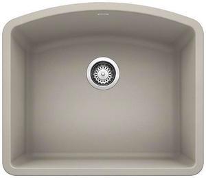 Diamond Single Bowl - Concrete Gray Product Image