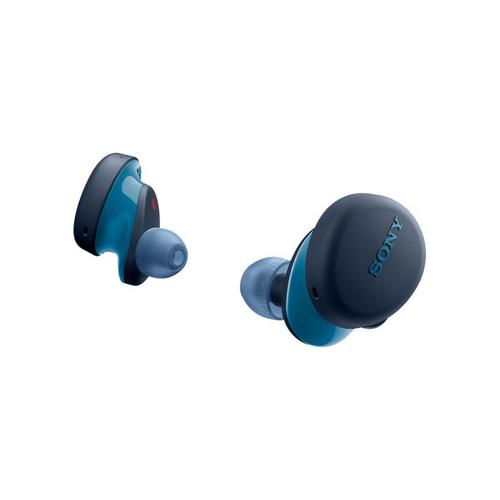 Gallery - Truly Wireless In-ear EXTRA BASS™ Headphones with Microphone - Blue