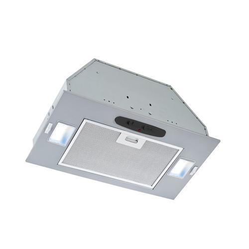 Broan® 20.5-Inch Custom Range Hood Power Pack, 350 MAX Blower CFM, Silver