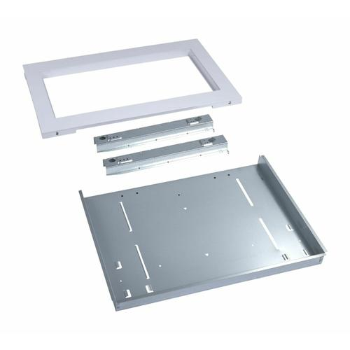"""Gallery - 27"""" Trim Kit for Countertop Microwaves - White"""