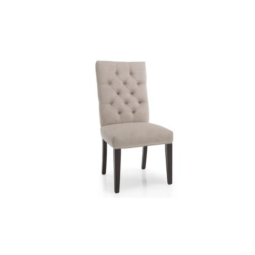 Prince Chair Fabric Ivory 2 Pack