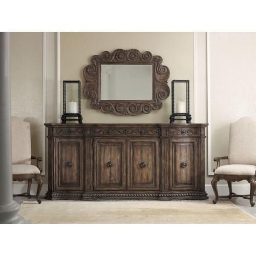 Living Room Rhapsody 96'' Credenza