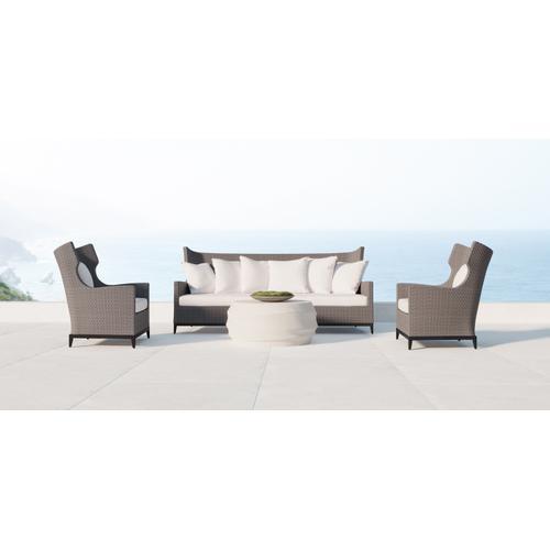 Kai Round Cocktail Table