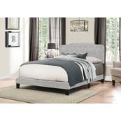 Nicole Bed In One - King - Glacier Gray