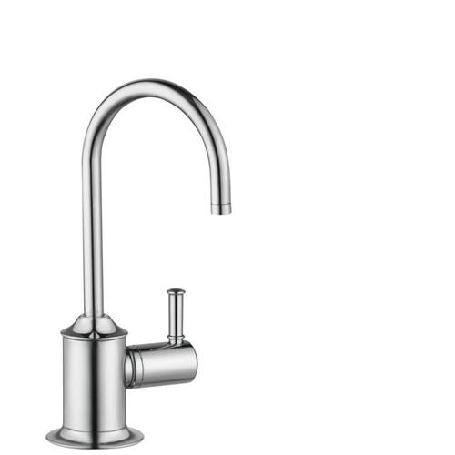 Chrome Beverage Faucet, 1.5 GPM