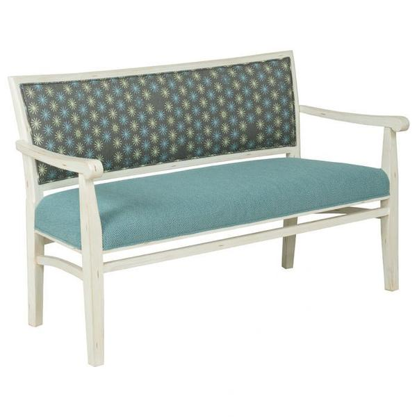 See Details - Maddock Bench