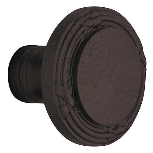 Distressed Oil-Rubbed Bronze 5013 Estate Knob