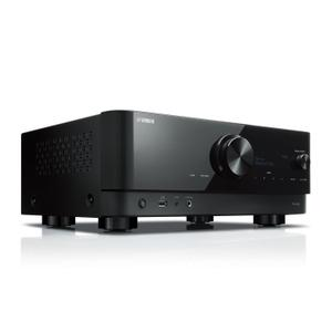 YamahaRX-V6A Black 7.2-Channel AV Receiver with 8K HDMI and MusicCast