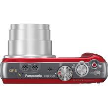 See Details - LUMIX® DMC-ZS20 14.1 Megapixel Digital Camera