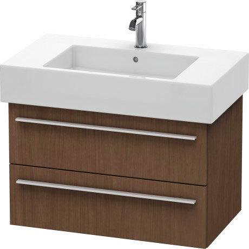 Product Image - Vanity Unit Wall-mounted, American Walnut (real Wood Veneer)