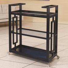See Details - Grid Block Bar Cart-Ink