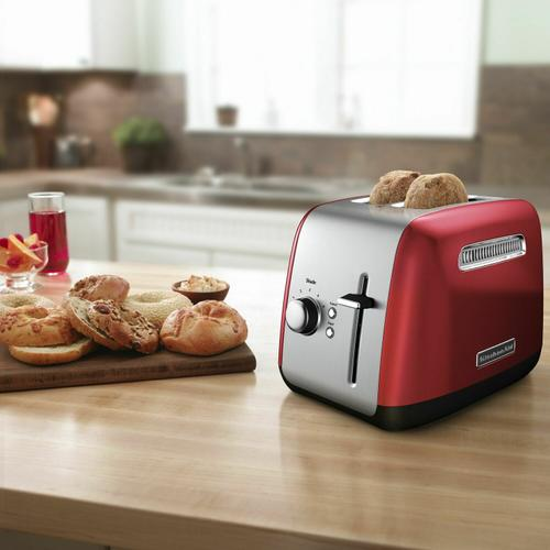 KitchenAid - 2-Slice Toaster with manual lift lever - Empire Red