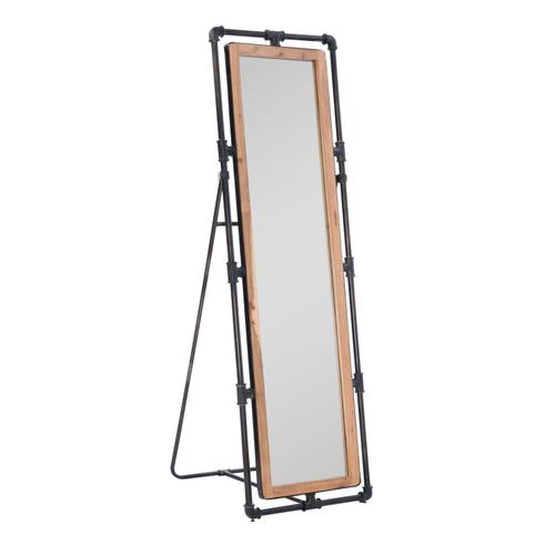 Powell Company - Gunther Pipe Cheval Mirror
