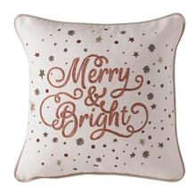 Merry & Bright Pillow