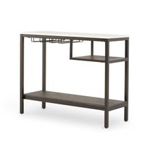 Bale Bar Console-autumn Grey