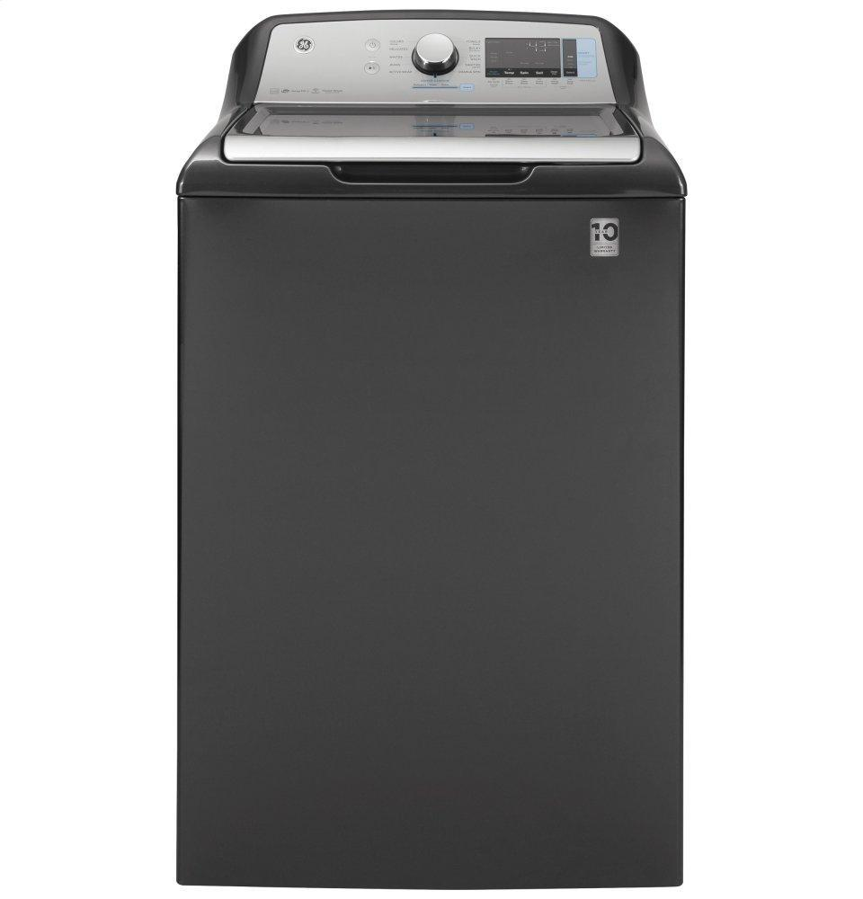 ®5.2 cu. ft. Capacity Smart Washer with Sanitize w/Oxi and SmartDispense