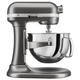 Pro 600 Series 6 Quart Bowl-Lift Stand Mixer Graphite