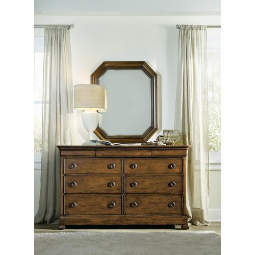 Hooker Furniture - Archivist Portrait Mirror