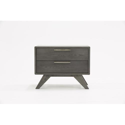 Product Image - Nova Domus Soria Modern Grey Wash Bedroom Set