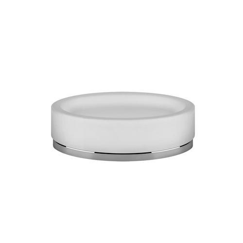 Gessi - Standing soap dish in ceramic