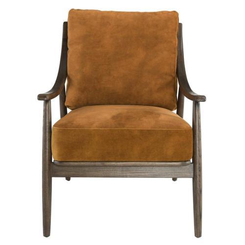 Amet Club Chair Bronze