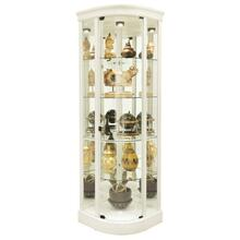 Howard Miller Marlowe IV Corner Curio Cabinet 680665