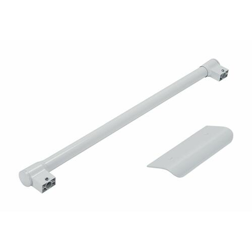Bottom Mount Refrigerator Handle Kit - White