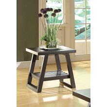 Occasional Group Casual Cappuccino End Table