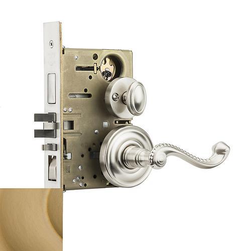 Baldwin - Vintage Brass Bristol Sectional Entrance Set