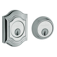 View Product - Polished Chrome Bethpage Deadbolt