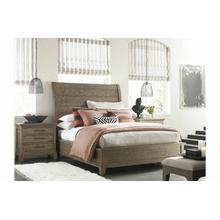 See Details - Eastburn Sleigh Queen Bed - Complete
