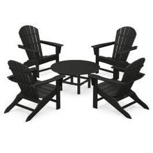 View Product - 5-Piece Conversation Group in Black