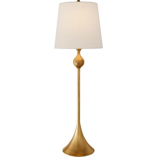 AERIN Dover 31 inch 60 watt Gild Buffet Lamp Portable Light