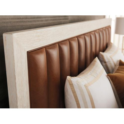 Cambria Upholstered Headboard - King King