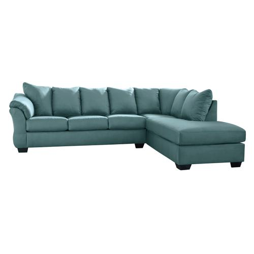 Darcy - Sky 2 Piece Sectional