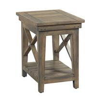 View Product - Mill House Melody Chairside Table