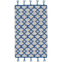 Valla Azul Flat Woven Rugs