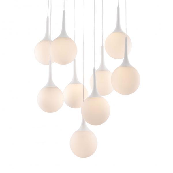 Epsilon Ceiling Lamp White