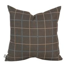 """Product Image - 20"""" x 20"""" Pillow Oxford Slate - Down Insert"""